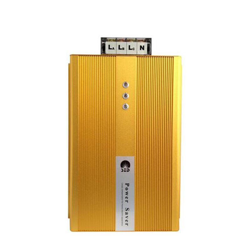45KW Three Phase Energy Saver Electricity Saving box Electric power saver Energy saver Device Free Shipping(China (Mainland))
