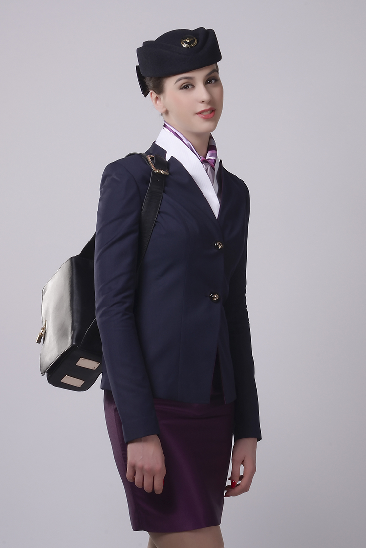 uniform costumes for men picture more detailed picture about aviation uniforms ol temperament slim interview suit fitted skirt stewardess uniforms professional shipping