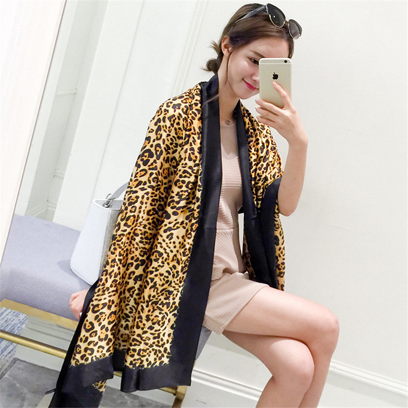Women Silk Scarves and Beach Shawl Printing Lady Scarf and Echarpe Luxurious Wrap of New Designer Plus Size SC2864(China (Mainland))