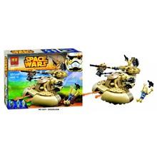Bela 10371 New Star Wars  Building Blocks Battle Droid Phantom Menace(China (Mainland))