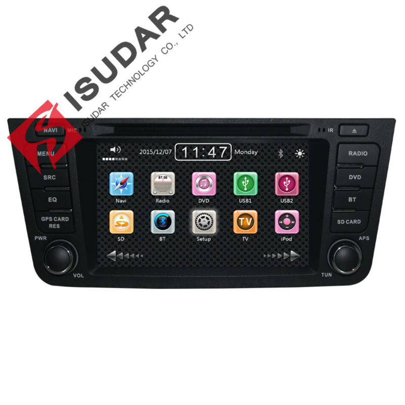New! Two Din 7 Inch Car DVD Player For Geely GX7/EX7  With 3G Host GPS