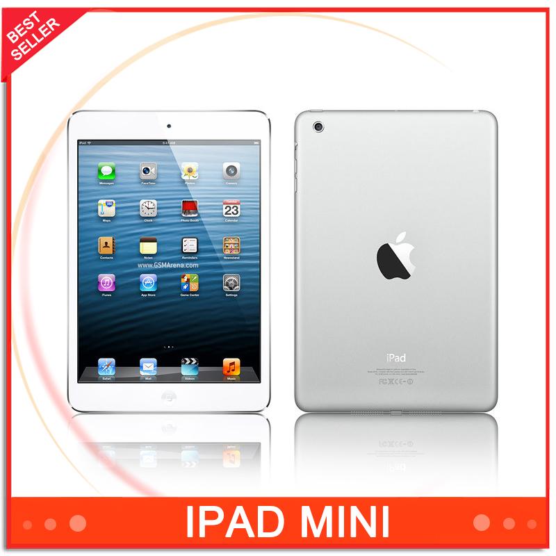 Дешевый wi-fi планшет пк оригинального Apple iPad mini 7.9 ' IOS 1024 * 768 IPS android-5mp wi-fi двухъядерный мульти сенсорный сверхтонкий бесплатная доставка