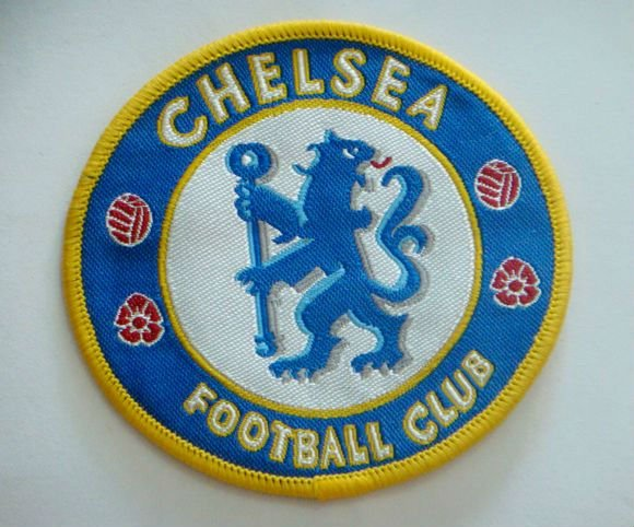 CHELSEA Football Club Logo Iron On Patch jersey Sport Patch Badge wholesale cheap dropship(China (Mainland))