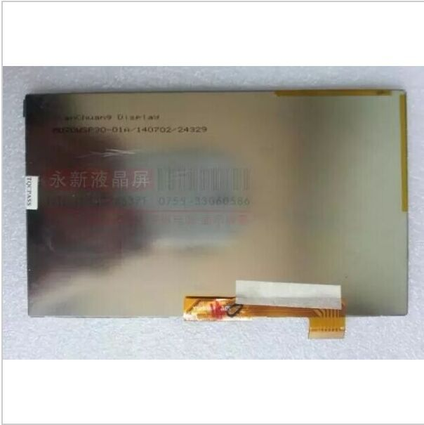HTJ tablet original LCD Supra M728G For free shipping Russian M070WSP30-01A<br><br>Aliexpress