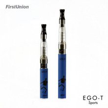 2014 football themed e-cigarette EGO-T Sports electronic cigarette big battery 650/1000mAh american electronic cigarette