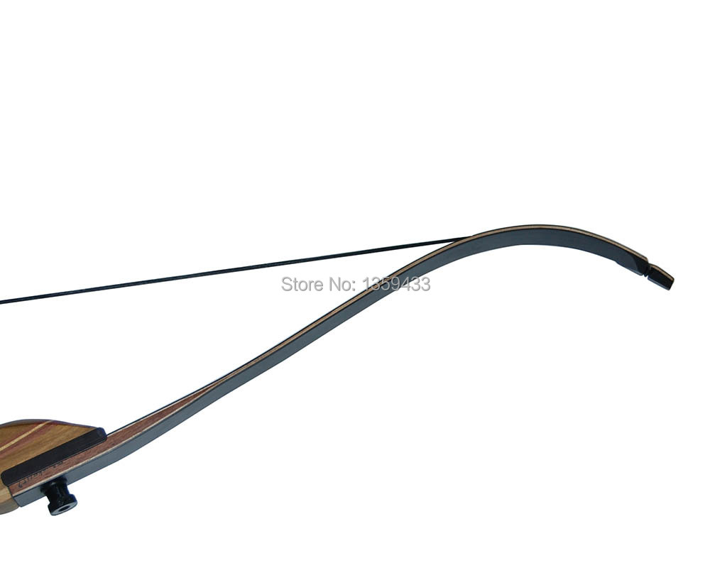 45lbs hunting recurve bow archery bow and arrow wooden laminated take down bow hunter outdoor hunting