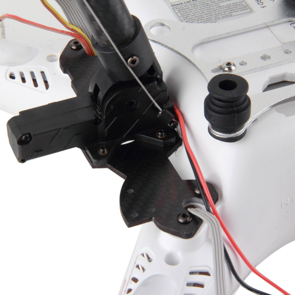 Upgraded Retractable Folding Landing Gear for DJI Phantom 1 2 Vision + FC40 RC FPV Quadcopter