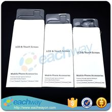100pcs/lot Wholesale Plastic LCD Package Packaging Packing Box For iPhone 6 plus/6s plus / 6s / 5s / 5c / 5g / 4s /4g Free DHL(China (Mainland))