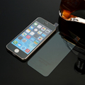 hot sale colorful tempered glass for iphone 4 s 4s full cover screen protector mirror effect