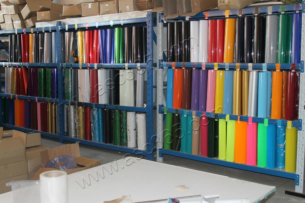 5 kinds of Heat Press Craft T-shirt Heat Transfer Vinyl Cut by Plotter Printing(China (Mainland))