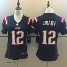 New WOMENS color rush Englands Home Away WHITE black red stitched Julian Edelman Tom Brady Malcolm Butler Rob Gronkowski(China (Mainland))