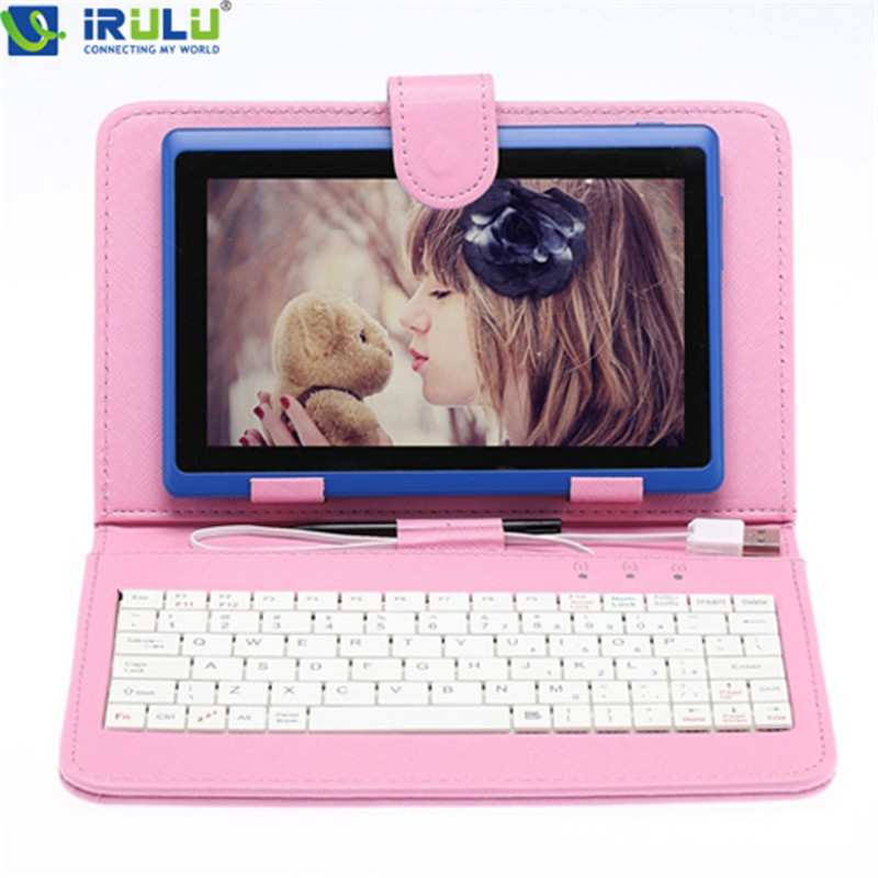 7 inch dual core android tablet pc Q88 pro Allwinner A23 android video camera WIFI  capacitive screen