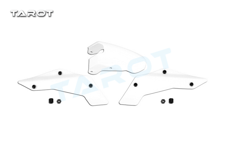 Tarot TL250C TL280C TL250H TL280H Quadcopter Spare Parts Canopy Hood Cover White TL250T7(China (Mainland))