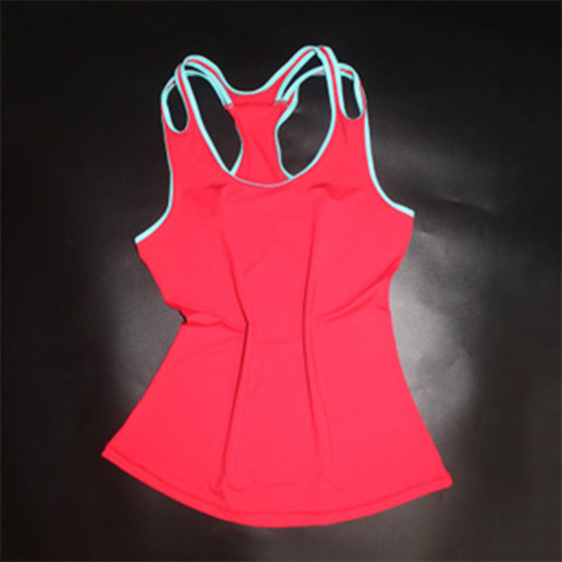 women tank tops loose sexy gym jogging vest fitness quick dry sports top Singlet for Running Training sport camiseta mujer(China (Mainland))