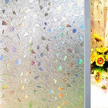 Wallpaper /3D no glue static glass film CD / Window Decal shift windows / sun shade window stickers(China (Mainland))