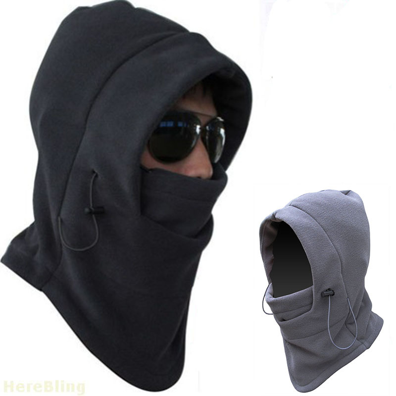 HOT winter hat for men warm fleece hat women protected face mask ski gorros hat CS outdoor riding sport cap chapeu feminino(China (Mainland))