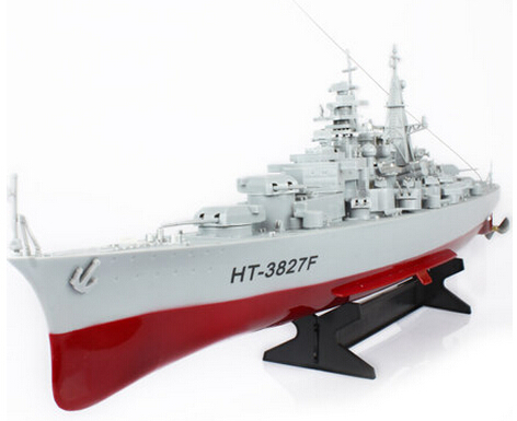 Remote control boat RC Boats Racing Speed Electric Toys Model Ship Children Gift RC Boats Ship HT-3827(China (Mainland))