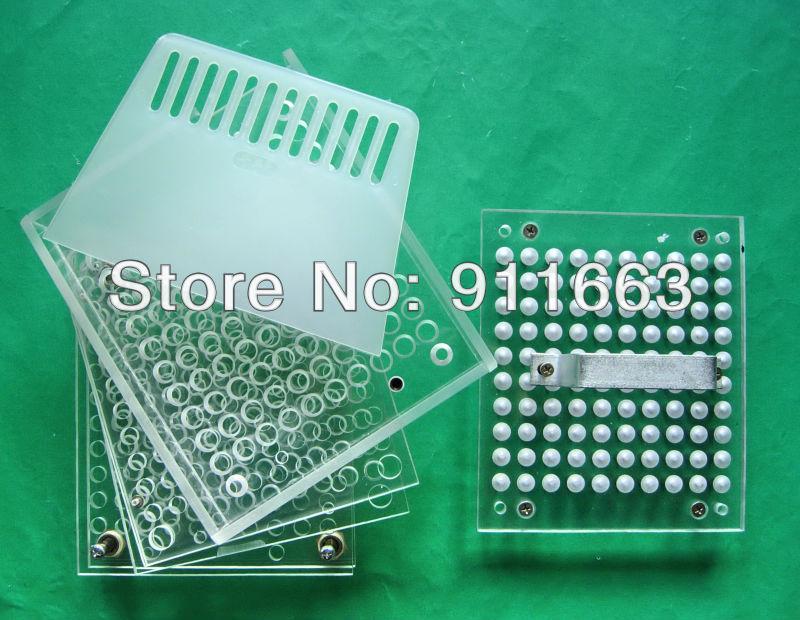 New style!(00# capsules)100 holes manual capsule filling machine,semi-autocapsule filling machine+tamping tool(China (Mainland))
