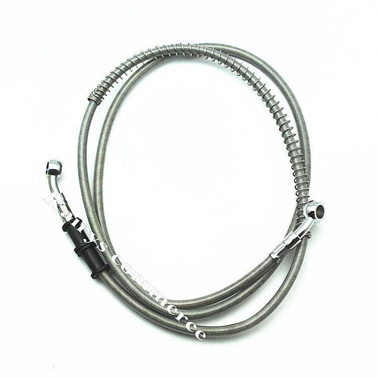 Free shipping Motorcycle brake tubing refires brake hose 130cm brake tubing(China (Mainland))