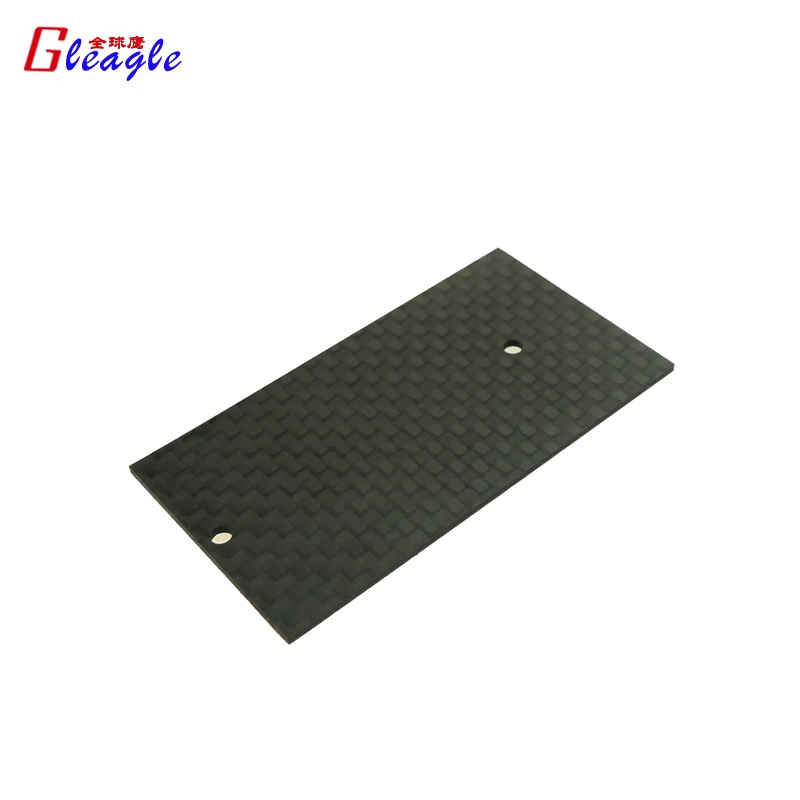 Free Shipping Global Eagle Carbon Fiber Battery Mount Tray/ Carbon Fiber Battery Mount Trayfor 480N Fuel Helicopter(China (Mainland))