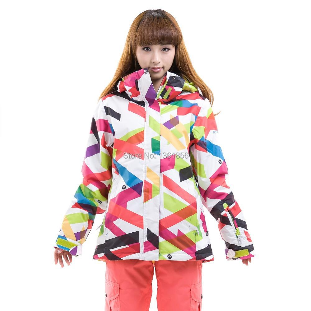 Лыжный Костюм Женский Китай