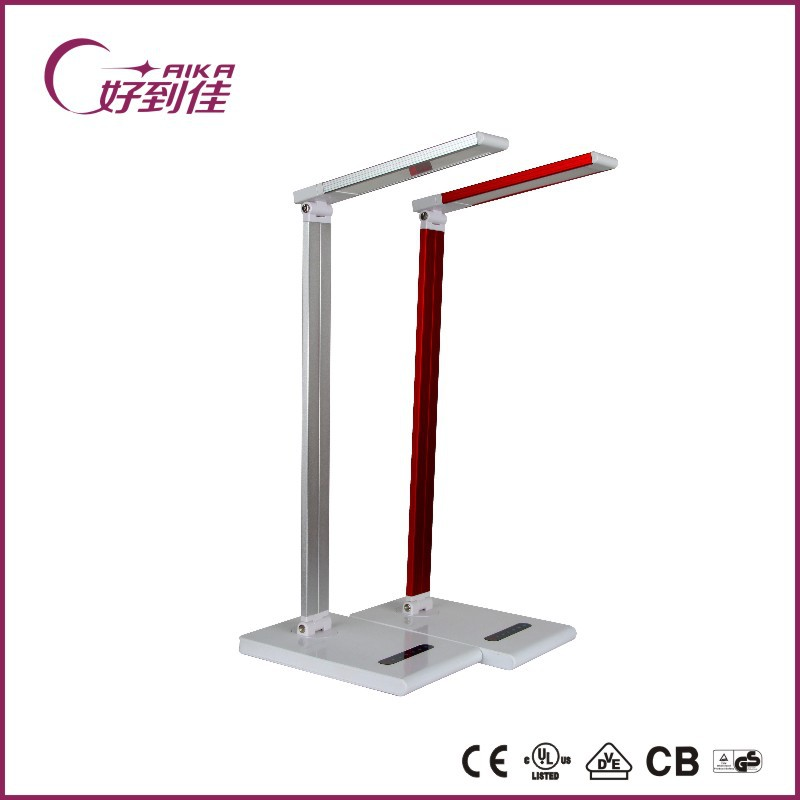 Desk Lamp With Dimmer : Led reading eye protection desk lamp with touch six level