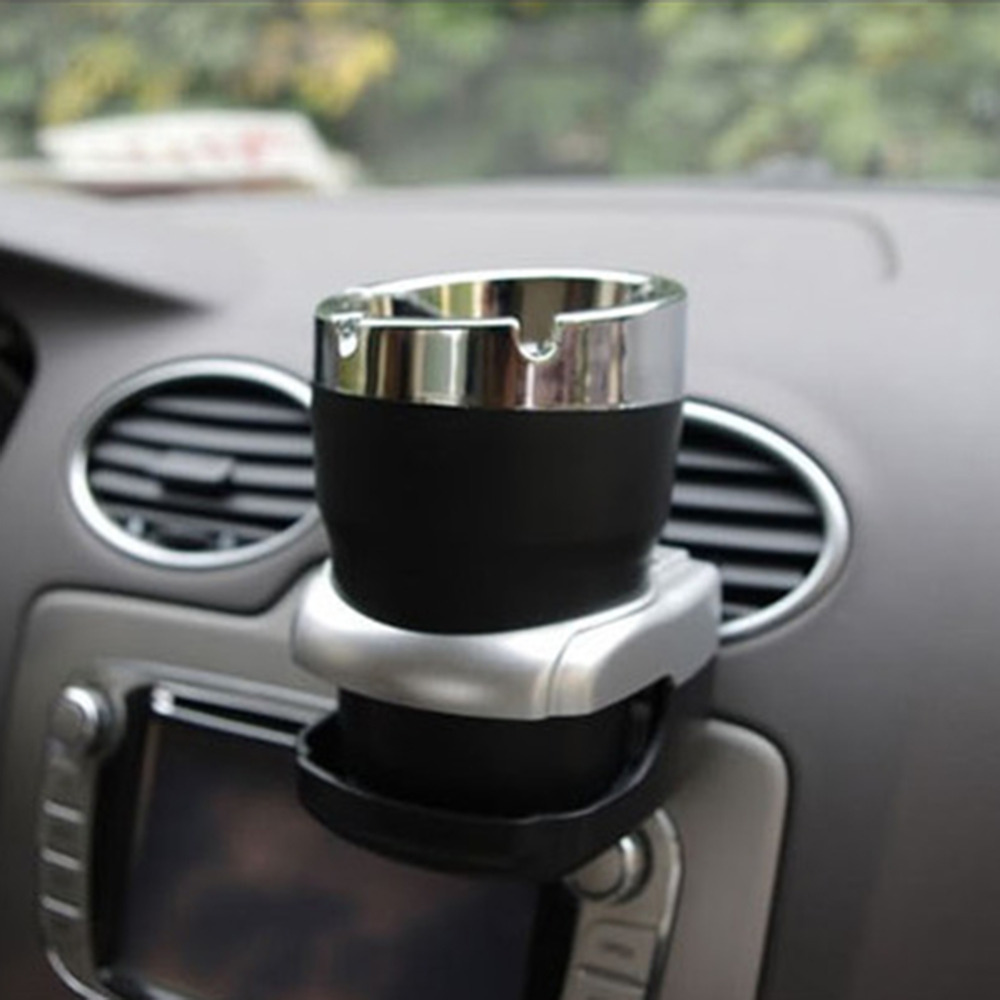 Folding Car Cup Holder Car Outlet Drink Holder Multifunctional Drink Holders Auto Supplies Car Vehicle Bottle Cup Holders Stand(China (Mainland))