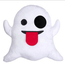 High quality home decor decorative pillows for sofa smile face pillow coussin cojines emoji Soft plush emoji pillow cushion(China (Mainland))