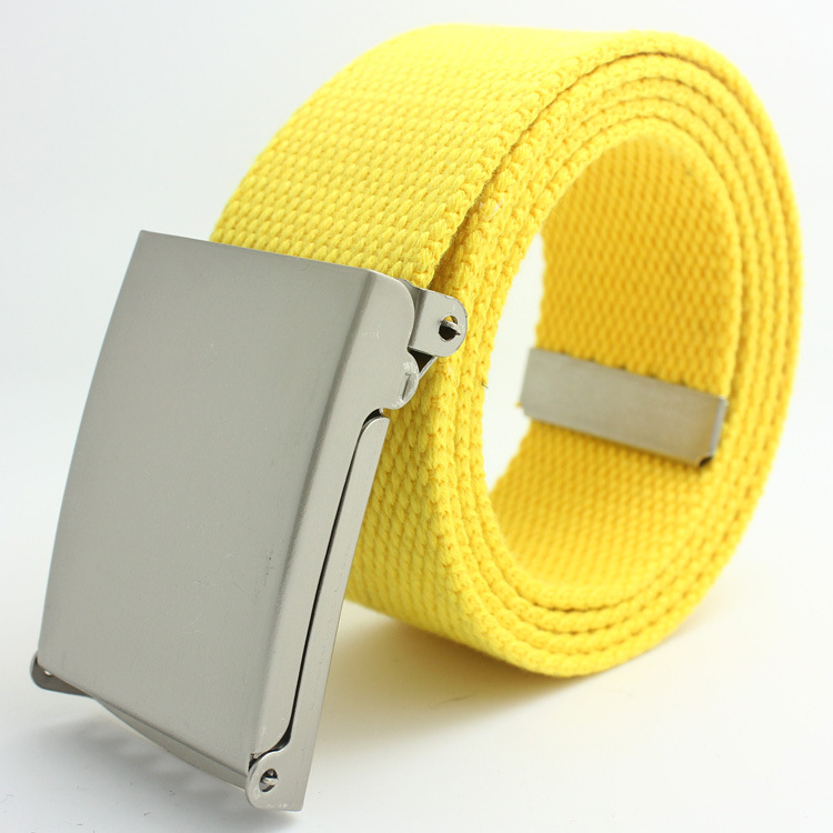 2016 Women Men Belt New Fashion Solid Candy Color Belts Female Ceinture Homme Retractable Cloth Belts Cinturones Mujer(China (Mainland))