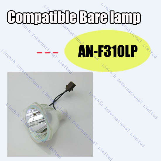 Compatible bare projector lamp AN-F310LP for PG-F310X ; PG-F315X ; PG-F320W / SHP111<br><br>Aliexpress