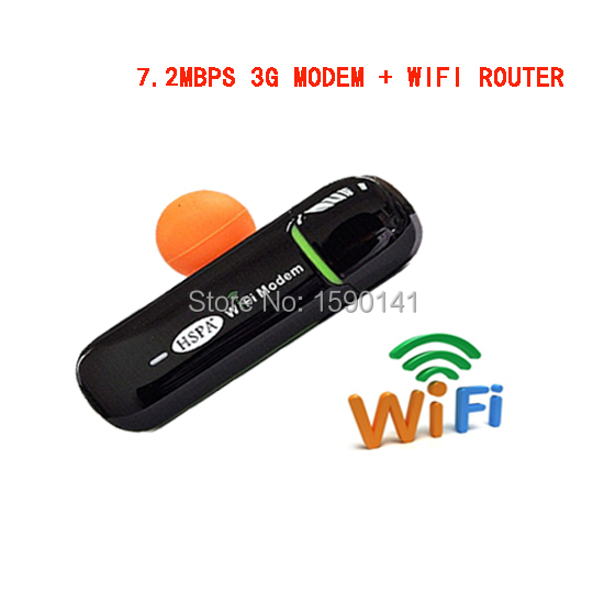 New 3G USB WiFi Modem MIFi Dongle Router With Sim Card Slot Support WCDMA Hotspot Wireless WI-FI NetWork For Car Or Bus(China (Mainland))