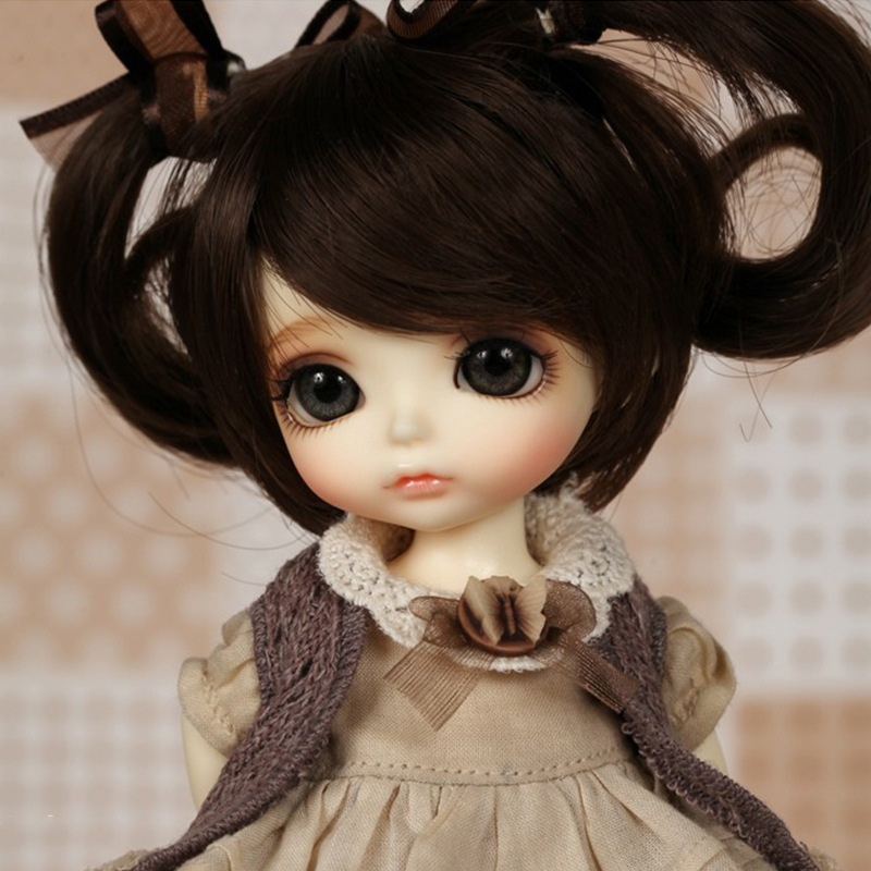 1/8 Fashion Lati Yellow Doll Coco Lumi Sunny SD BJD Blank Dolls Gift for Girl Ball Joint Resin Kit Yosd Luts Volks Soom(China (Mainland))