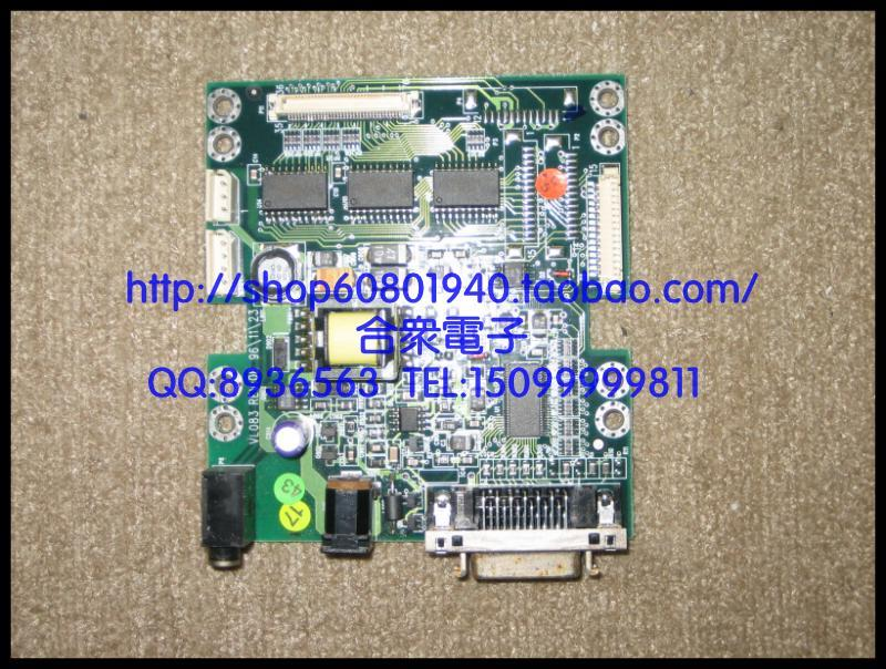Free Shipping>Original Tested Working VL083 REV:OB LCD driver board(China (Mainland))