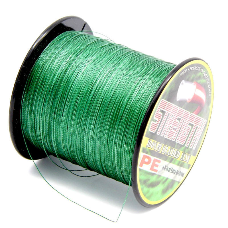 2 Colors japan Multifilament pe braided fishing line 4 strands 100 meters dyneema braided wire 50LB fishing cord spearfishing<br><br>Aliexpress