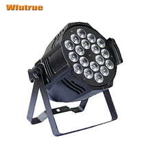 LED par 18x15W LEDs RGBW 4in1 Pattern Stage Light Auto Voice-activated Projector Lighting Perfect For Disco Club KTV Party dj (China (Mainland))