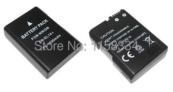 EN EL14 digital batteries ENEL14 EN EL14 Camera Battery pack For Nikon D5200 D3100 D3200 D5100