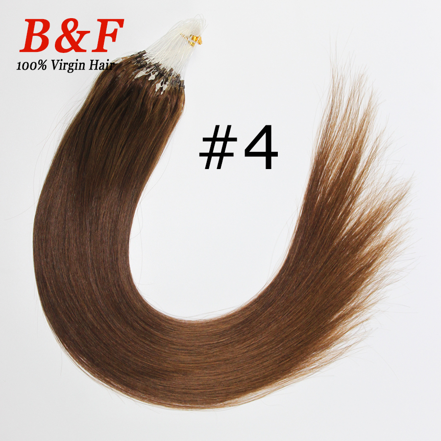 7A  loop micro ring hair extension 1B&amp; #4&amp;613&amp;Red 100strands/Pack 18-26inch Pre-bonded Brazilian weft<br><br>Aliexpress