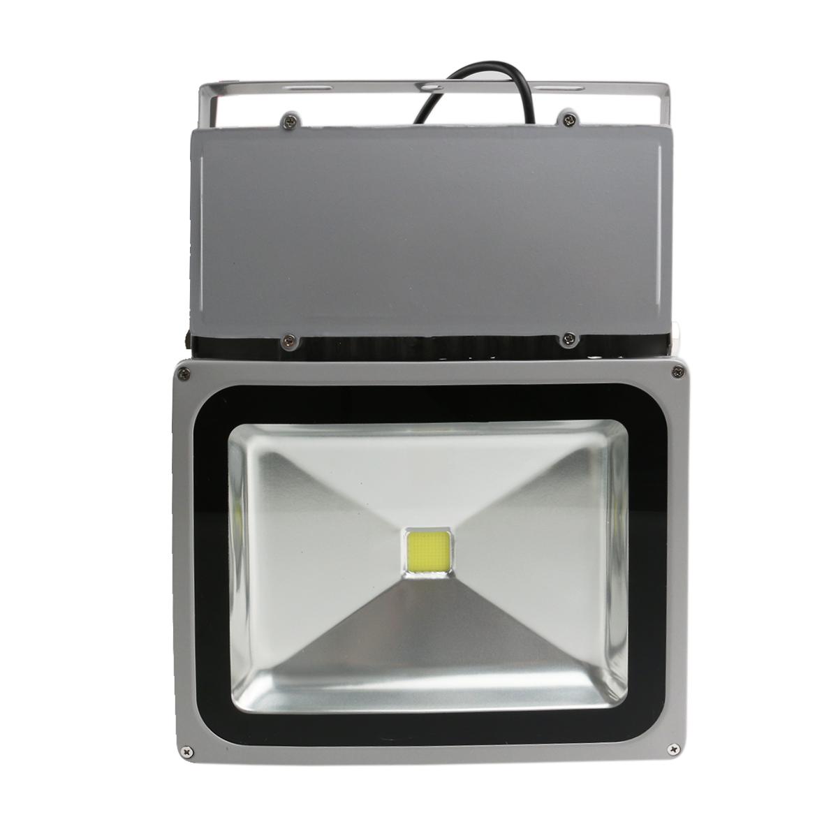 Здесь можно купить  100W AC 85V-265V 6000K-7000K Waterproof Outdoor Security LED Spotlight Flood Light Lamp (Cool White)  Свет и освещение