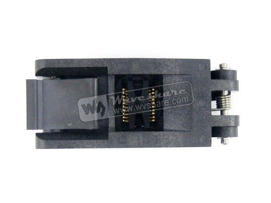 SSOP20 TSSOP20 FP-20-0.65-01A Enplas IC Test Burn-in Socket Programming Adapter 0.65mm Pitch 4.4mm Width(China (Mainland))