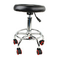 Oversea hot sale 1pcs Hairdressing Salon Chair Equipment Hydraulic Stool Barber Massage Beauty BLACK