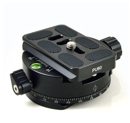 Free shipping SUNWAYFOTO DDH-03i panning clamp perfect for panoramic shooting  RRS,Benro,Sirui,Kirk,Markins,Arca comaptible<br><br>Aliexpress