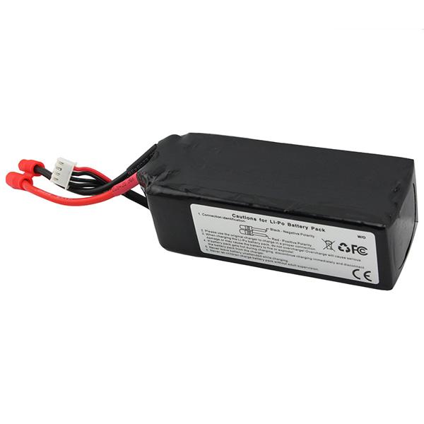 Lipo Battery 11 1V 5200Mah 3S 15C For Walkera QR X350 PRO RC FPV Drone Quadcopter