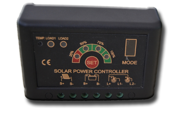 Generation display 12V 24V 30A household automatic identification system charge and discharge protection Solar Controller<br><br>Aliexpress