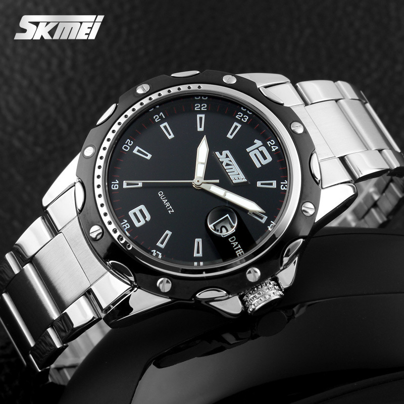 Watches men luxury brand Watch men Skmei 0992 quartz wristwatches dive 50m military sport watch fashion relogio masculino