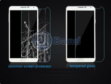Buy 100pcs/lot High 0.4mm Tempered Glass Explosionproof Screen Protector Film Samsung Galaxy S5 SV i9600 DHL Free ship for $224.94 in AliExpress store