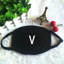 БЦ Bangtan Обувь для мальчиков имя пользователя K-поп пыли хлопок рот-муфельные Уход за кожей лица маска dammskydd maschere antipolvere маски tb011(China)