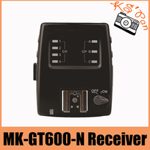 Buy Meike MK GT600 MK-GT600N Receiver 2.4G Wireless 1/8000s HSS TTL Flash trigger Receiver Nikon D7100 D7000 D5100 D5000 D5200 for $37.28 in AliExpress store