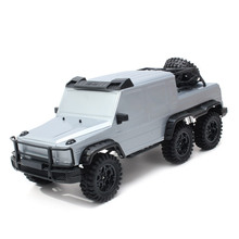 High Quality Brand New HG P601 1/10 2.4G 6WD RC Crawler RTR Toy Car Off-road Vehicle RC Car for kids Toy and Grownups Toy(China (Mainland))