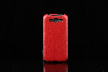 Free shipping Top quality genuine leather flip cell phone case skin cover case for samsung galaxy s3 siii I9300 wholesale