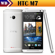 Unlocked Original HTC ONE M7 Cell Phone Android GPS WIFI 4.7''TouchScreen 32GB Internal Add Beats(China (Mainland))